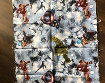 Marvel Avenger fabric