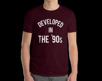 Developed In The '90s T-Shirt