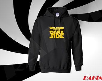 Star Wars Welcome To The Dark Side ,Kid's  Hoodie