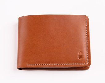 Handcrafted Leather Bifold Wallet