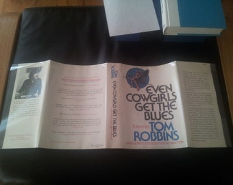 Even Cowgirls Get the Blues | 1st Edition / 1st Printing | Signed