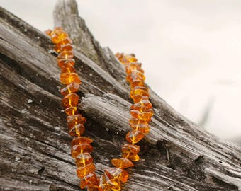 Baltic Amber Bohemian necklace, Boho jewelry, Boho necklace, Fashion jewelry, Ethnic jewelry, Boho women gift, Women gift, Necklace for Mom