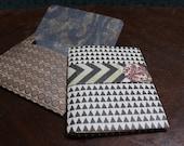 Notebook Gift Card Holder/Masculine Gift Card/Gift Card Envelope