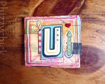 U - Alphabet Series