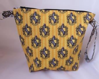 Special Order Hufflepuff Crest XL Pocket -Reserved for Coribug
