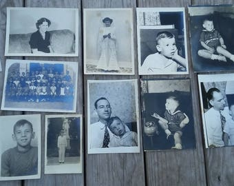 Lot of Vintage photos #5