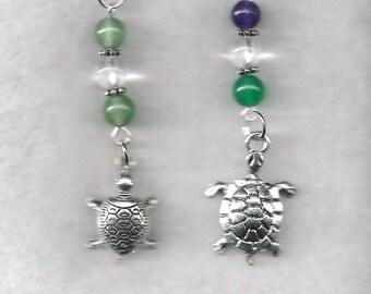 ON SALE Turtle Necklaces