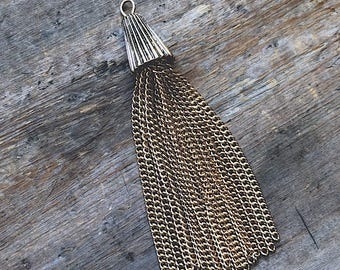 Big Tassel - DIY Jewelry