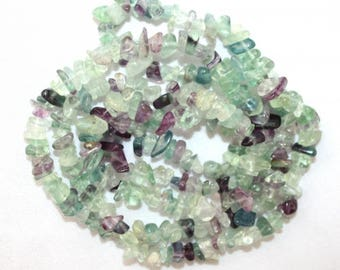 100 Gram Bag of FLUORITE CHIPS - 3.5 Ounces