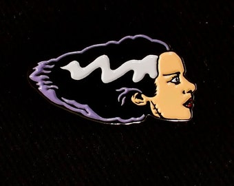 Bride of Frankenstein Lapel Pin