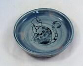 Henna Cat plate