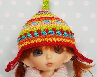 Realfee/ PukiFee Hat Multi Colour