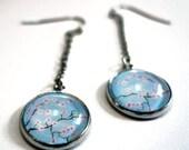 Earrings, Sakura BOS07A