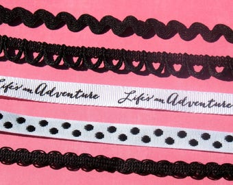 Adventure - Live Love Create Ribbon Set