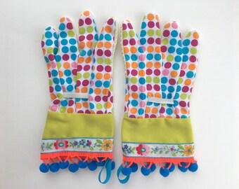 Garden gloves Etsy