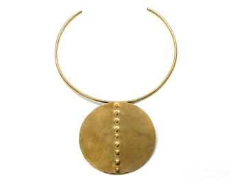 Petroglyph Cairn Collar
