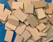 Variety of Wooden Tiles - Reserved