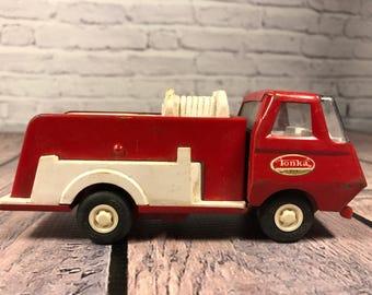 Tonka Fire Engine