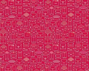 20EXTRA 40% OFF Lovebugs Envelope Red
