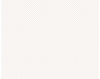 Kisses Tone on Tone White (C210) - Riley Blake Designs