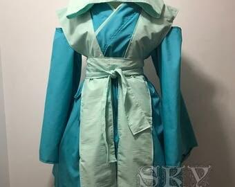 Jasmine X Jedi Kimono Dress