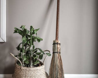 Antique Broom, Hearth Broom, Spring Cleaning