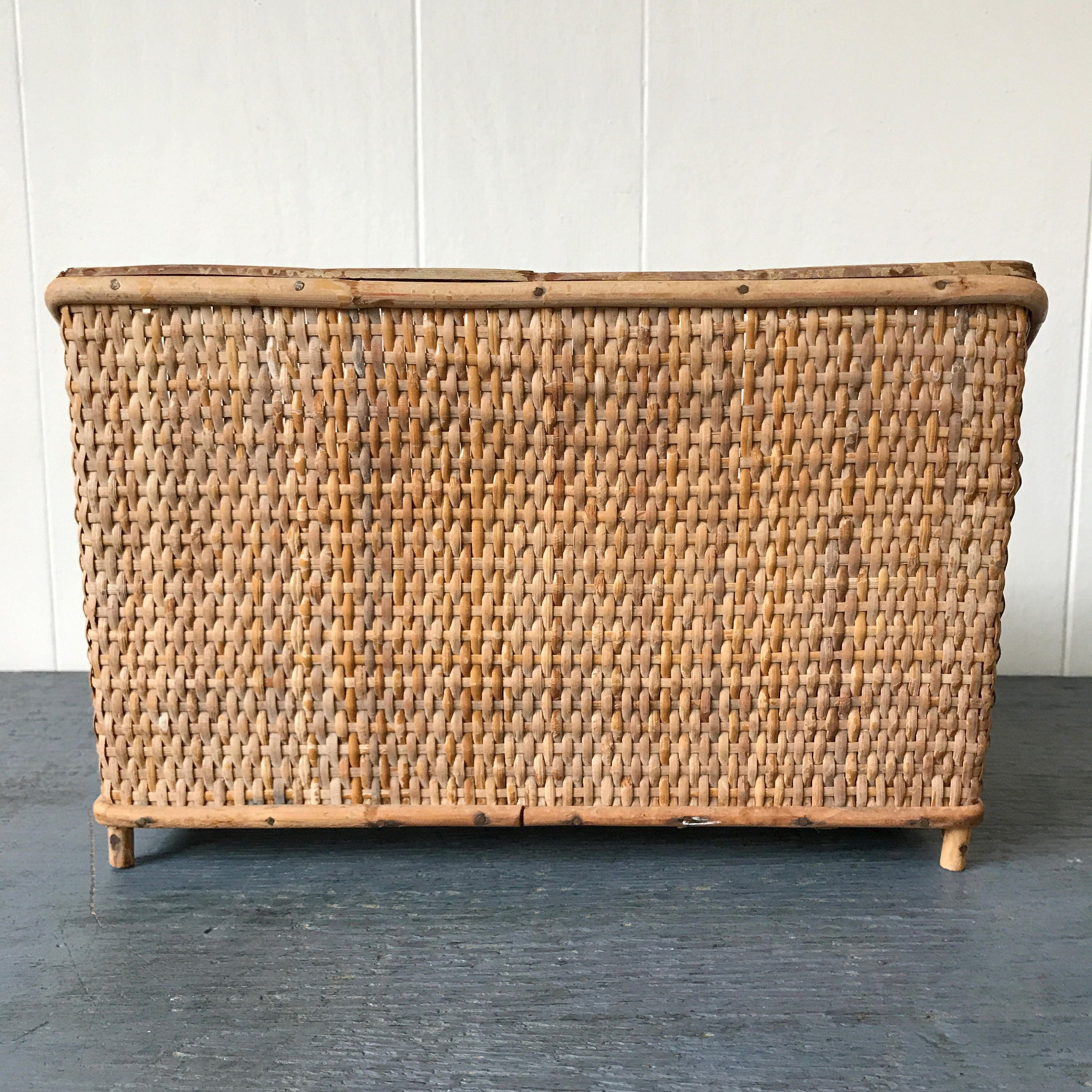 rattan desk accessories woven rattan paper tray basket style desk accessories by artifacts