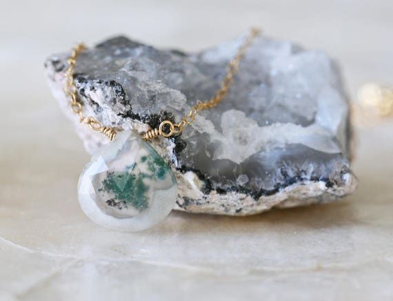 Solar Quartz Necklace, White Quartz Necklace, Green Quartz Necklace, Beauty Gift, Gold Quartz Necklace, Silver Quartz Necklace, Gift for Her