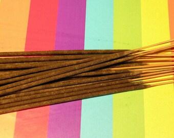 Barber Shoppe Hand Dipped Incense Sticks, 20 per pack