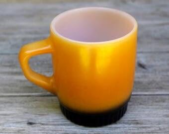 Fire King Mug Two Tone Stacking Mug