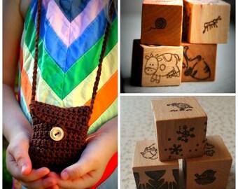 Story Cube Set- Ready to ship!