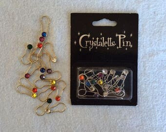 Crystaletts Pins