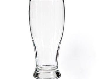 18 Ounce Pilsner Glass
