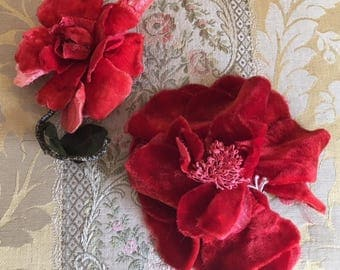 1930's Red Roses