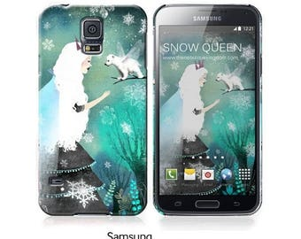 10% Off - Summer SALE Phone Case - Snow Queen and Fairy Bear -  iPhone 5 - iPhone 6 - Samsung Galaxy