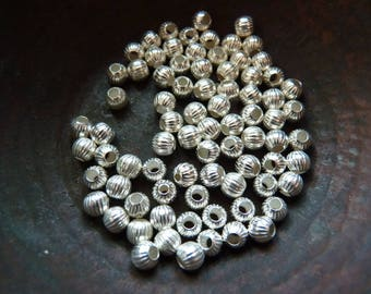5mm corragated rounds, sterling