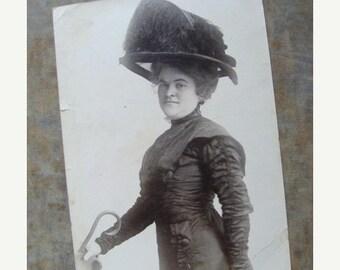 ONSALE Very Edwardian Old Photo