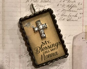 My blessings call me Nonna