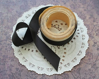 Antique Silk Ribbon