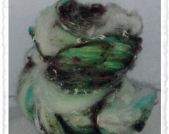 Hampshire cross Wool Blend Batt  (#2)