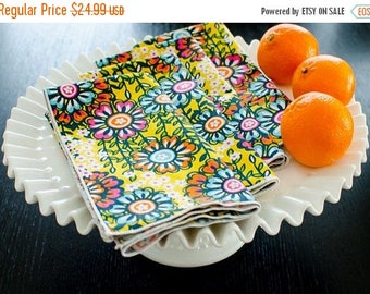 CLEARANCE Fabric Napkins