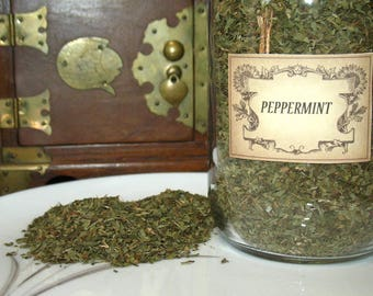 Peppermint Herb~Element of Air~Planet Venus~Aromatic Herb