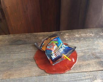 Fake Spilled Juice Pouch Drink Fun Prop Gag April Fools Day