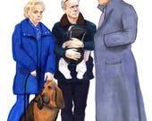 Sherlock and the Watsons ...