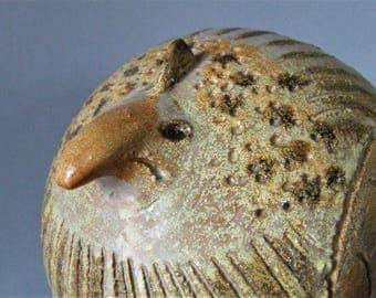 Raymor Italian Art Pottery Mid Century Modern Angry Bird