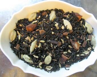 Organic Chai Black Tea (loose tea)