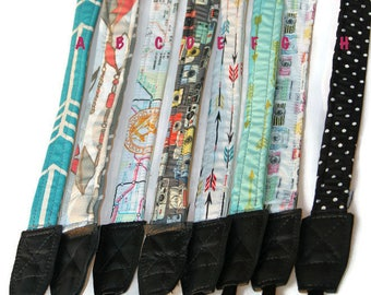 Thin Custom Camera Strap -  PICK Fabric