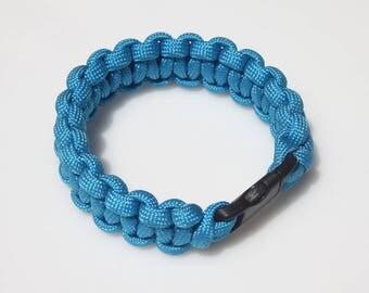 T Shirt Yarn Bracelet - Summer Bracelet - Friendship Bracelet - Teen Bracelet - Textile Jewelry - Beach Bracelet