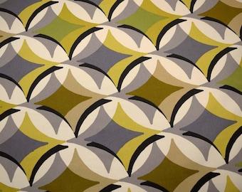 Contemporary Print Microfibres Fabric