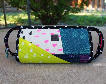 Design Your Own Custom Made Sew Together Bag | project bag | makeup bag | toiletry bag | travel bag | large zipper pouch